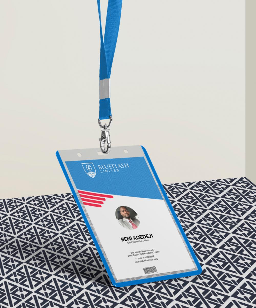 BlueFlash ltd ID