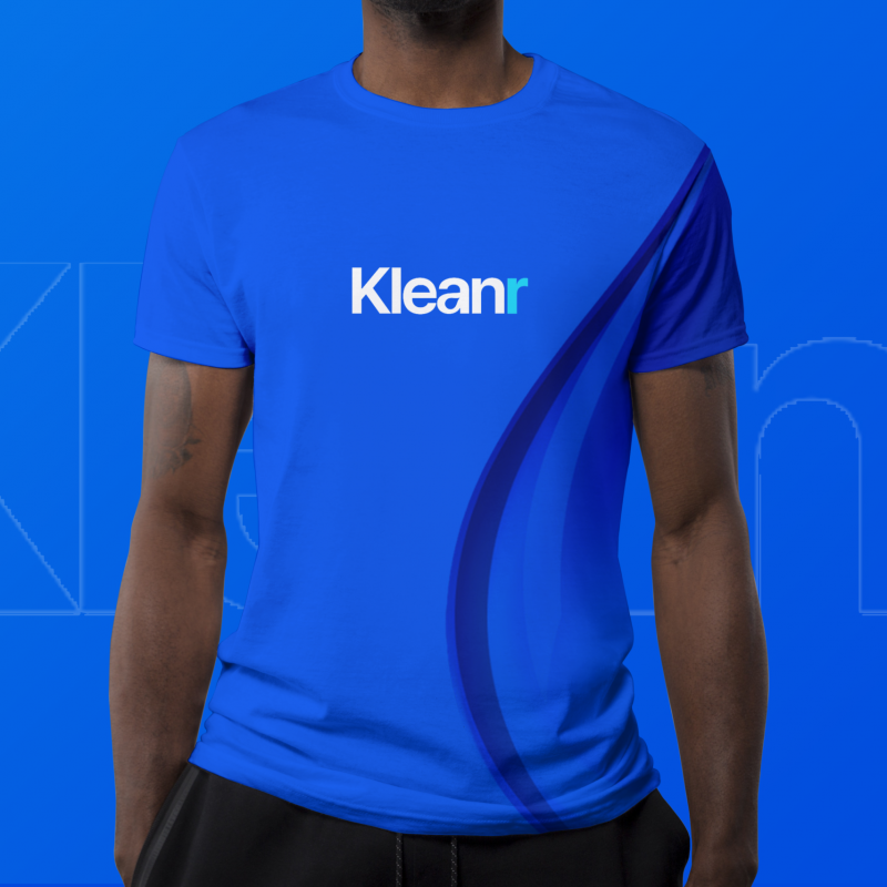 T-shirt Kleanr